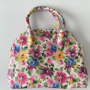 Christian Siriano for Payless Floral Bag